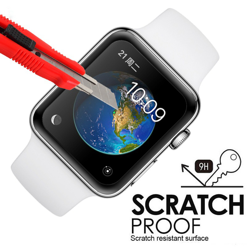 UVR-3D-Full-Cover-Tempered-Glass-For-Apple-Watch-42mm-Screen-Protector-9H-Full-Coverage-for (2)