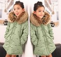 Free shipping Winter girl mustache printing collars hooded cotton cotton-padded jacket