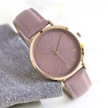 Julius Vrouwen Horloge Japan Quartz Lady Classic Uur Mode Klok Jurk Armband Leer Meisje Verjaardagscadeau