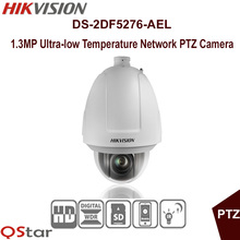 Hikvision Original English Version DS 2DF5276 AEL Ultra low Temperature Network PTZ IP Camera 30X Optical