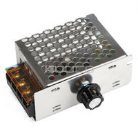 5 PCS/LOT SCR Controller AC 110V ~ 220V 3000W High Power Voltage Regulator Motor Speed Control Governor Thermostat Dimmer