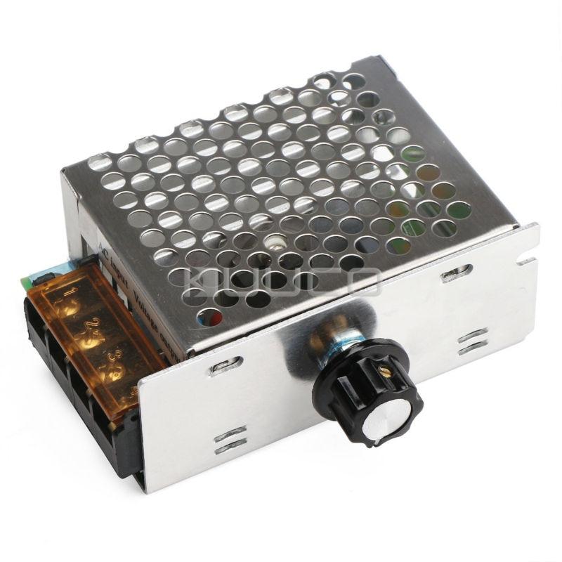 5 PCS/LOT contrôleur SCR AC 110 V ~ 220 V 3000 W régulateur de tension haute puissance moteur contrôle de vitesse régulateur Thermostat variateur