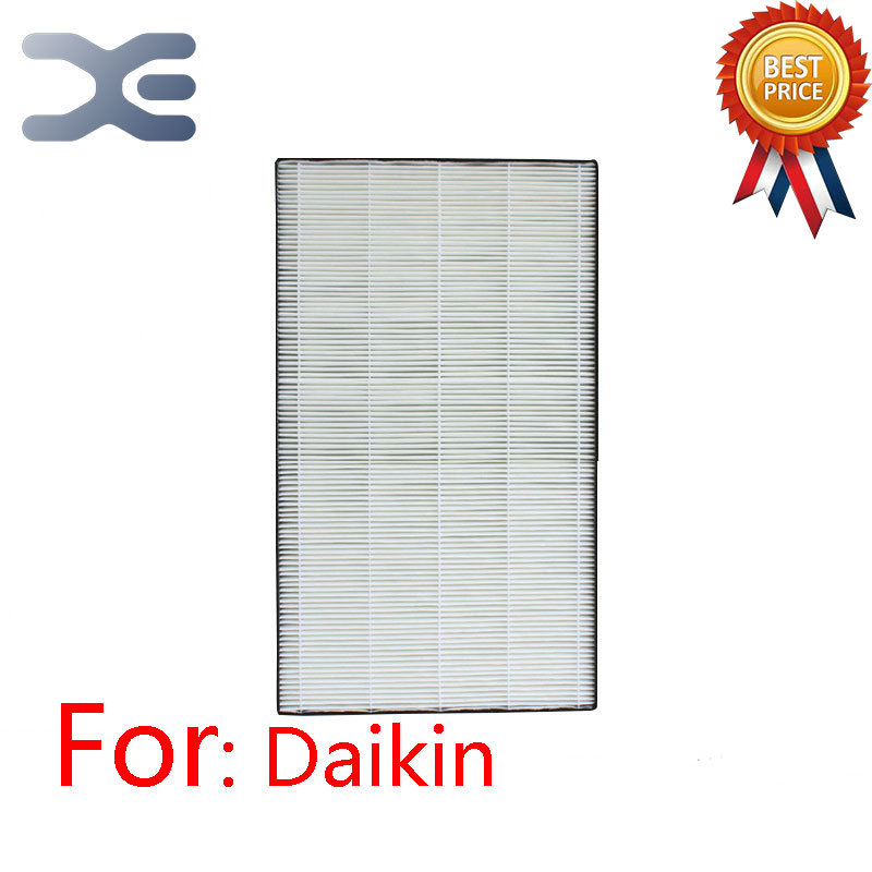 Adaptation For Daikin Air Purifier Filter Dust Collection Network MC71NV2C-N/R/W/S And Other Models Air Purifier Parts adaptation for sanyo air purifier parts abc vw24 dust hepa filter abc fah94