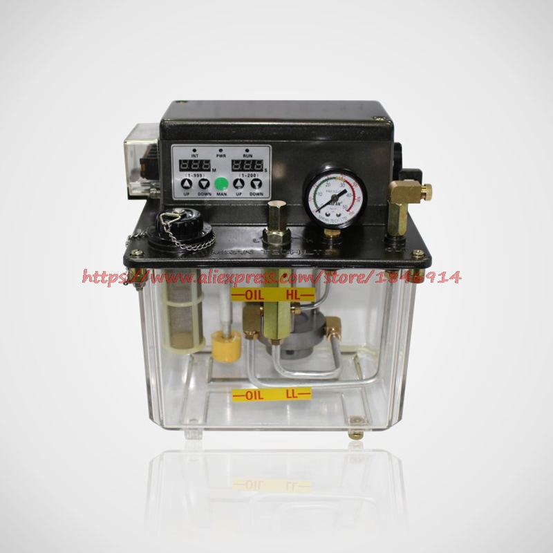 Free Shipping     LF3/150-L Fully Automatic Thin Oil Pump Lubrication Oil Pump / Sensor