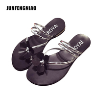 Women Shoes Sandals Comfort Sandals Summer Flip Flops 2016 Fashion High Quality Flats Sandals Gladiator Sandalias