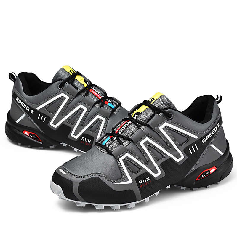 2019 Platform Schoenen Mannen Sneakers Mannen grensoverschrijdende Grote Size Serie explosieveilige Outdoor Trainers Schoenen Zapatillas Hombre