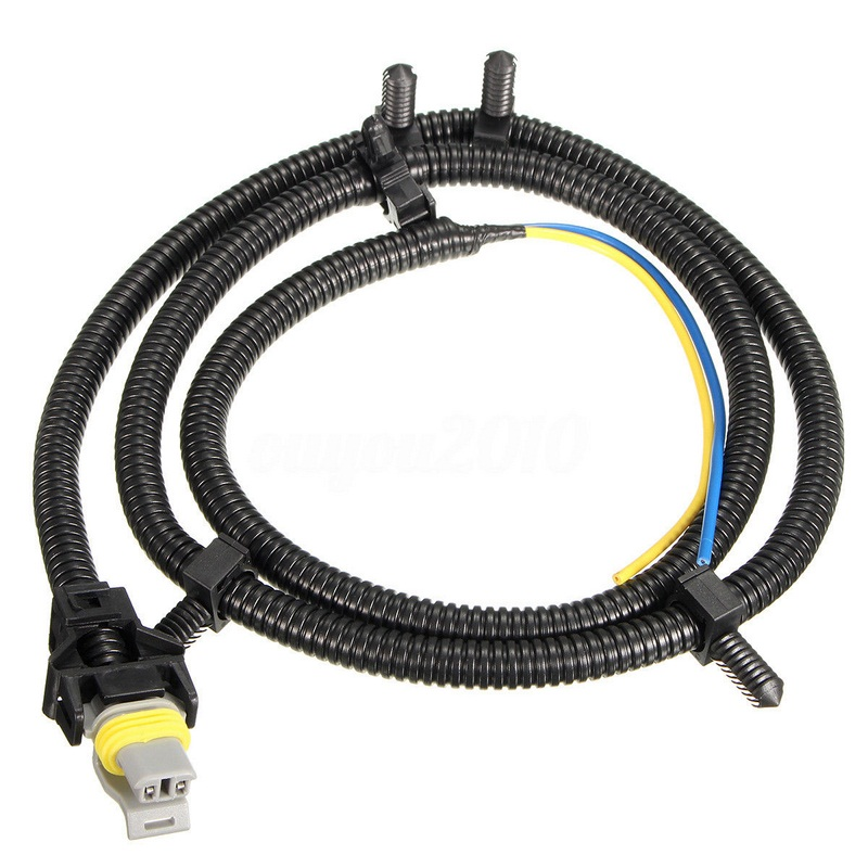oem gm wiring harness 2x abs wheel speed sensor wire harness durable plug pigtail for  2x abs wheel speed sensor wire harness