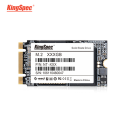 KingSpec m.2 ssd 2242 128gb 256gb 512gb HDD Hard Disk Solid State Drive for PC Laptop jumper ezbook 3 pro