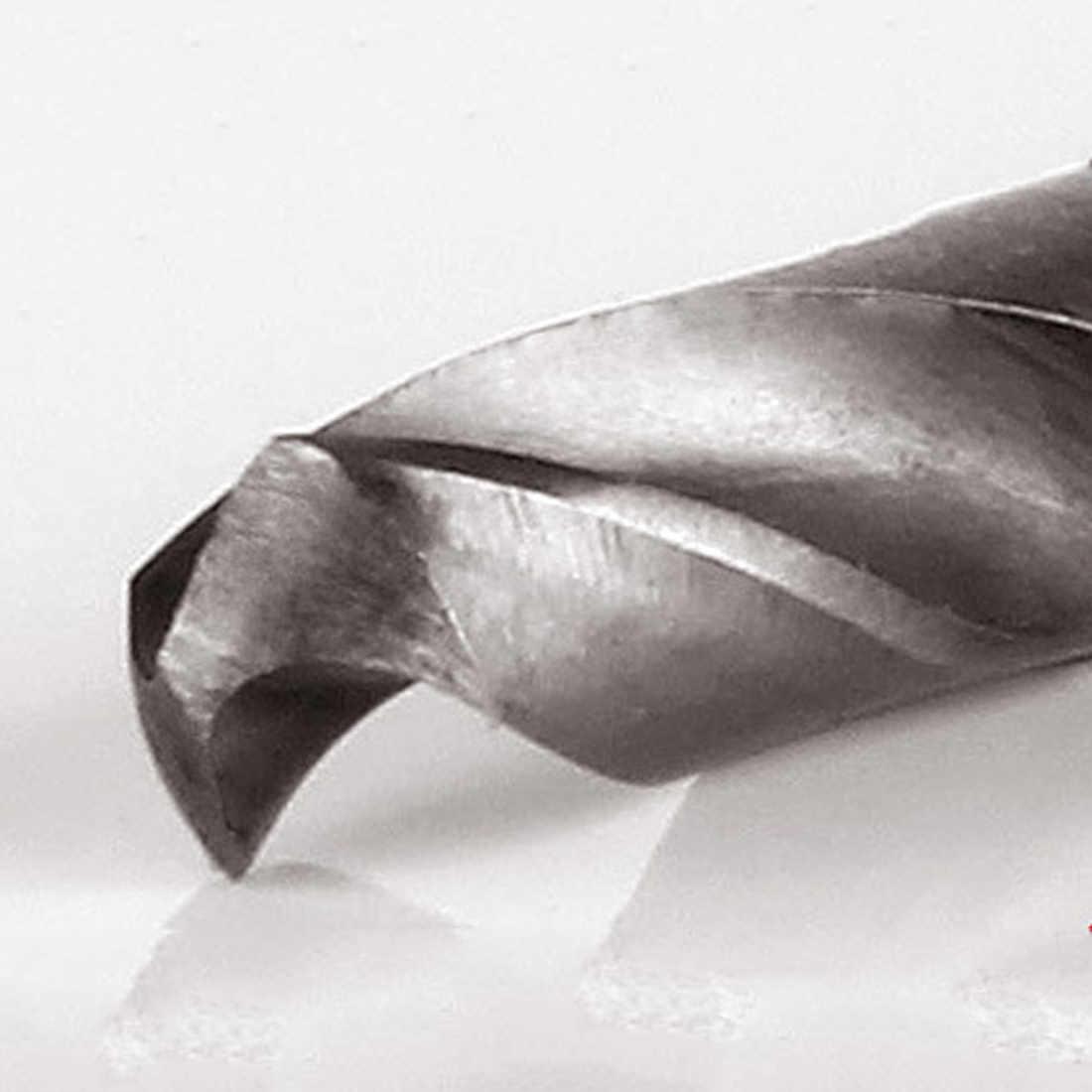 Forets centraux HSS forets Double tête 3 MM-5 MM perceuse électrique Mini foret hélicoïdal pour acier inoxydable cuivre