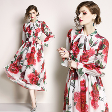215127979f73 STPRRES 2019 Summer women s dress clothes sexy thin waist New products  high-end