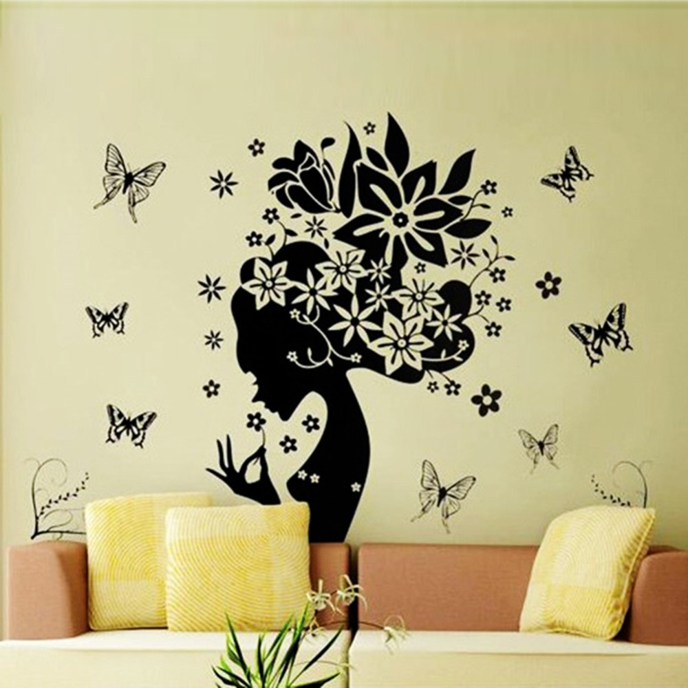 Amazing Fairy Wall Decor Gallery - The Wall Art Decorations ...