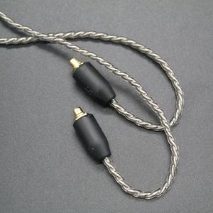 Image 4 - Upgrade DIY MMCX Earphone Stereo Bass HIFI Headphone Earbuds Ouyad Plug Silver Plating Line for Shure SE215 SE425 SE535 SE846