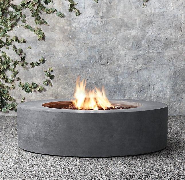 On Sale  Bio Ethanol Fireplace Round Burner 7.5L