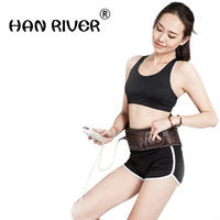 Heating belt jade germanium stone ms tomalin fever waist support electric warm warm care palace cold therapy belt