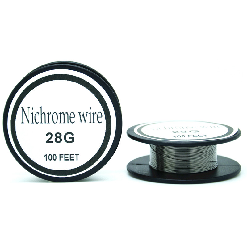 Nichromdraht 28 gauge 100 ft 0,3mm cantal widerstand widerstand awg ...