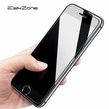 Tempered Glass 9H 2.5D For iPhone 7 6 Plus 8 X Screen Protector iphone Full