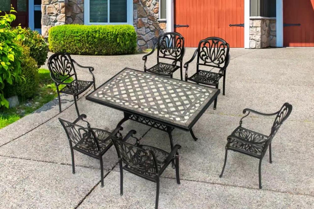 Garden Furniture Mosaic online buy wholesale mosaic garden furniture from china mosaic