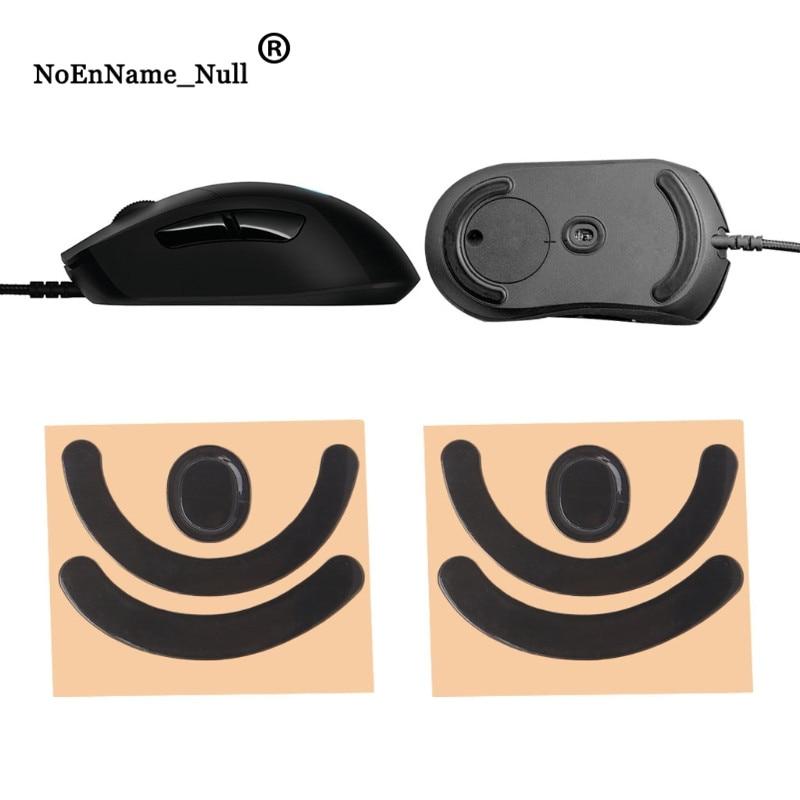 8pcs Mouse Skates For Logitech 2 Sets 0.6mm Mouse Feet Mouse Skates For Logitech G1 M235 M315 Mx300 Dropshipping