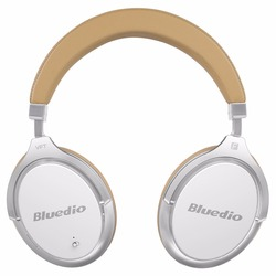 100% Original Bluedio F2 Wireless Bluetooth Headset Smart Phone Music Player Binaural HiFi Headset Stereo MP3