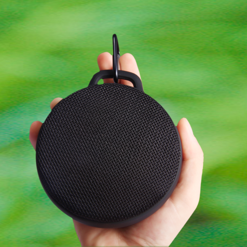 Fuy Bill X7 Water Resistant Shower Bluetooth Speaker with Sucker Support Hands-free Calls Function