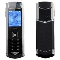 MAFAM Free Case Leather Camera Dual Sim Card Bluetooth Dialer Luxury Senior Invisible Key Signature K9 Mobile Phone P281