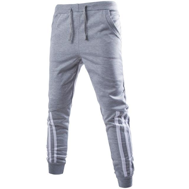 Men Casual Pants Hot Sale Printing Hip Hop Harem  Clothing Sweatpants Trousers Slim Fit Army Pantalon Homme Men Joggers
