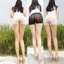 Woman See Through Shorts