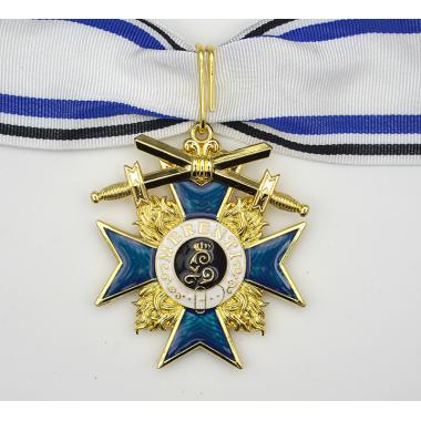 EMD WW1 Bavarian Order Of Military Merit 2nd Class1
