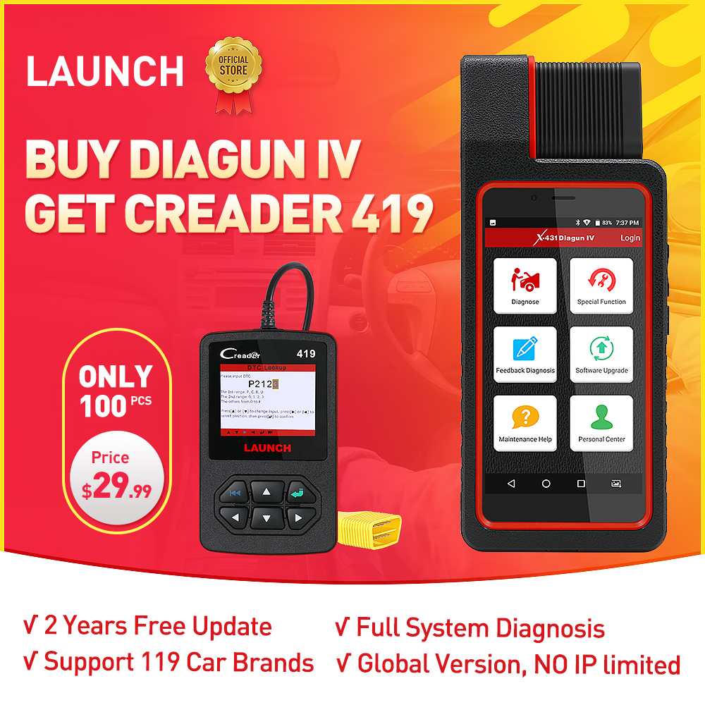 LAUNCH X431 Diagun IV Bluetooth/Wifi Full System Car Diagnostic Tool Update Online X-431 Diagun IV Scanner PK Diagun III MK808 2017 new released launch x431 diagun iv powerful diagnostic tool with 2 years free update x 431 diagun iv better than diagun iii