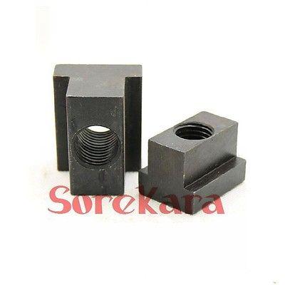 2pcs M18-M30 T-Slot Nut Clamping Table Slot Milling T Sliding Nut Block Slot t 40