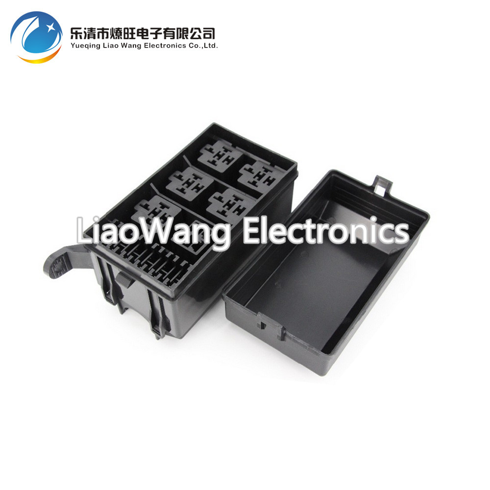 fuse box assembly aliexpress com buy 6 way auto fuse box assembly 1pcs 12v aliexpress com buy 6 way