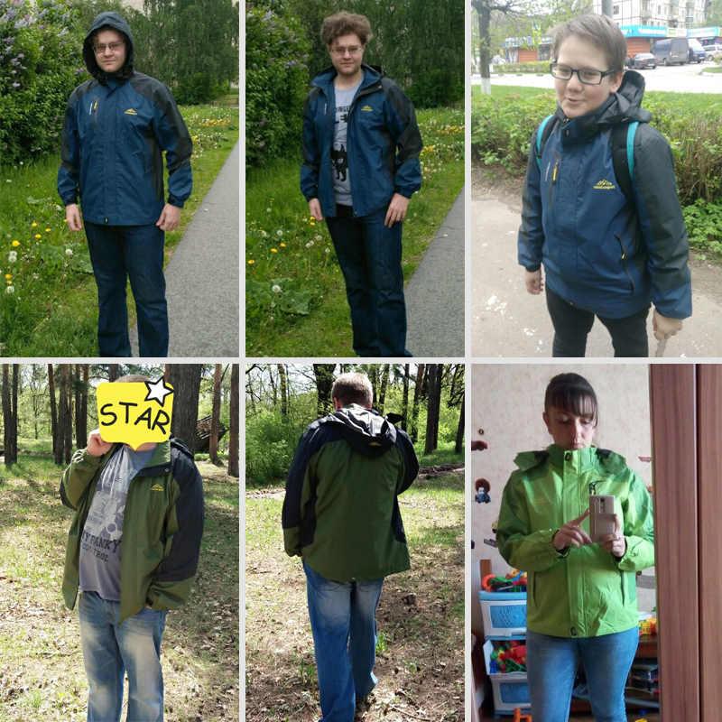 LoClimb Vrouwelijke Outdoor Sport Windjack 2018 Sping Waterdichte Camping Wandelen Jas Vrouwen Klimmen Trekking Fietsen Jas, AW119