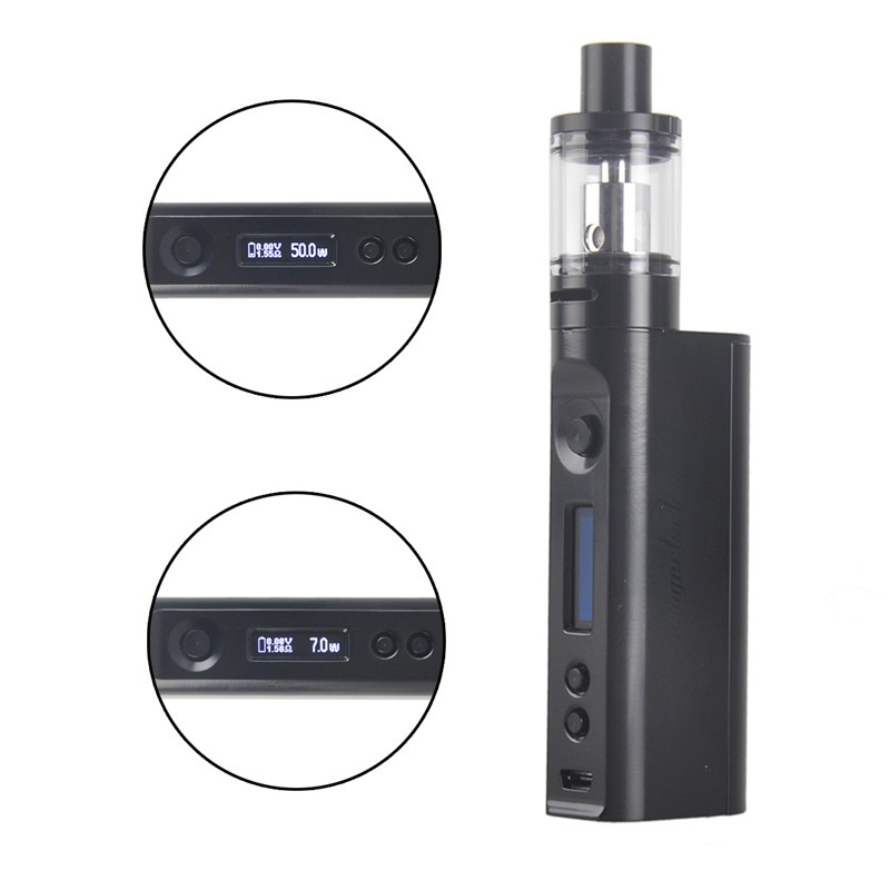 100% Original Kanger Subox Mini-C Starter Kit 50W Subox mini C Box Mod Vape with 3ml Protank 5 Atomizer 0.5ohm SSOCC Kangertech-3