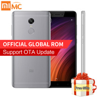 Original Xiaomi Redmi Note 4X 4 X 3GB RAM 32GB ROM Mobile Phone Snapdragon 625 Octa Core 5.5