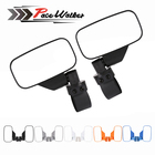 "For Polaris RZR 800 900 1000 For Can Am 2""/1.75"" Rear View mirror Break-Away Side Mirrors Shock-proof UTV mirror Rhinos"