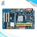 Для Gigabyte GA-P31-S3G Оригинальный Б P31-S3G Для Intel P31 Рабочего Материнская Плата LGA 775 DDR2 4 Г SATA ATX