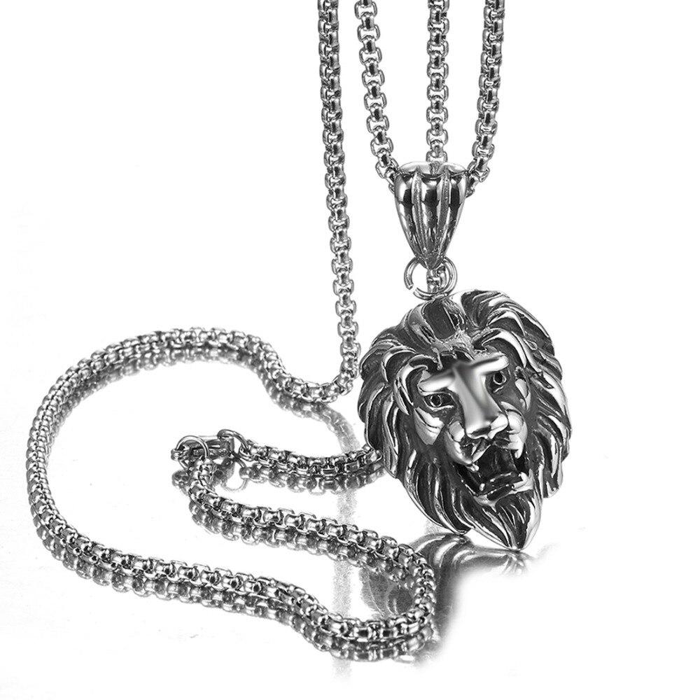 men's lion pendant - 1000×1000