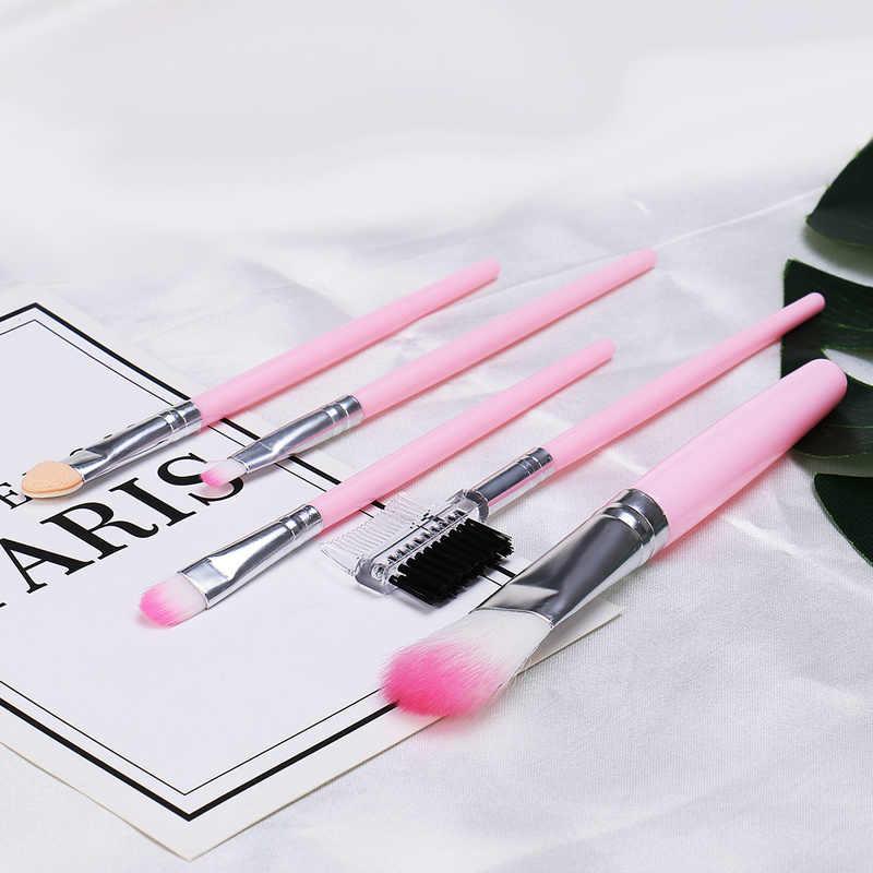 O. TWO. O pinceaux de maquillage de haute qualité Set Blush pour les lèvres poudre pour le visage ombre à paupières pinceau sourcils peigne à cils outils de maquillage pour débutants 1888