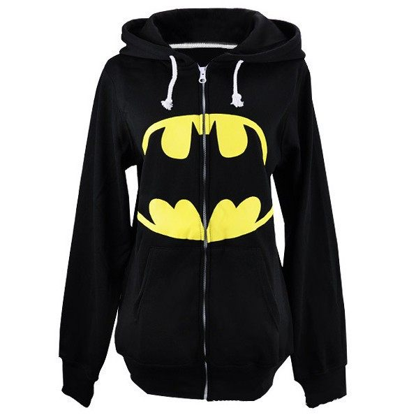 a96b43caf747 Online Shop Anime Superman Batman Onesie Hoodie Supergirl Batgirl ...
