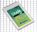 1MB 2MB 4MB 8MB 16MB 3.3mm Flash Memory PCMCIA Card PRETEC SRAM PC Card with Battery