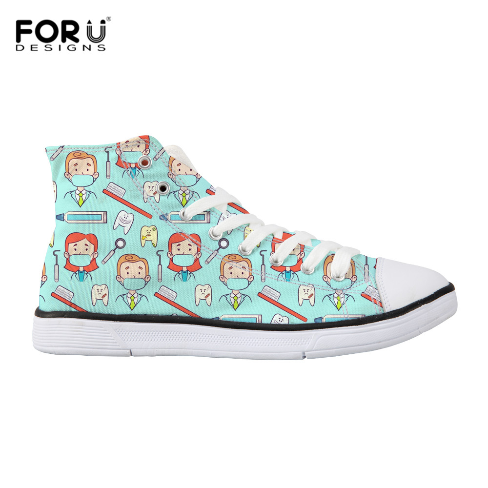 Style Casual FORUDESIGNS Canvas