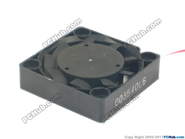 Emacro SEPA MF40D-12H, 1-763-007-21 DC 12V 40x40x10mm Server Square Fan