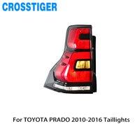 Для Toyota Prado 2010 2012 2013 2014 2015 2016 светодиодный фонарь в сборе лампа