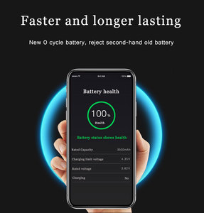 Image 4 - 2020 per iPhone 7 7 Plus 7plus batteria originale batteria per telefono cellulare batteria di ricambio Bateria ad alta capacità per iPhone7 7p