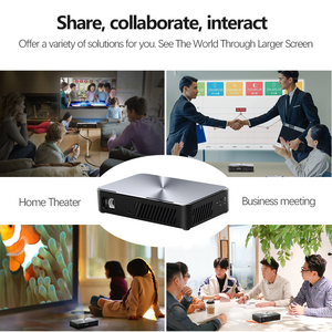 Image 4 - AUN Full HD Projector J10, 1920x1080P, Built in Android, WIFI, HD in. 6000mAH Battery,Portable MINI Projector.1080P Home Theater