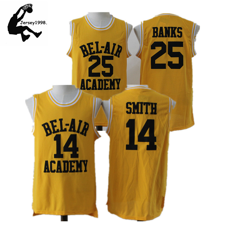 6222a87a3295 Will Smith Movie Jersey