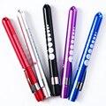 Colorido Mini Pocket Pen Antorcha Linterna Luz Que Acampa Emergencia Reutilizable Médico Quirúrgico Médico Enfermera de Trabajo