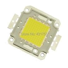 1pcs/lot 100W 3000mA 30-34V LED light Lamp SMD LED Epistar chips for flood light 9000-10000LM LED Integrated High power chip