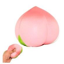 Многофункциональный макет персика для успокаивающего стресса и украшения дома 1 шт. реалистичные фрукты barato adornos para cocina 40JULY09