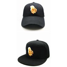 48c45714806 LDSLYJR Squirrel animals embroidery cotton Baseball Cap hip-hop cap  Adjustable Snapback Hats for kids